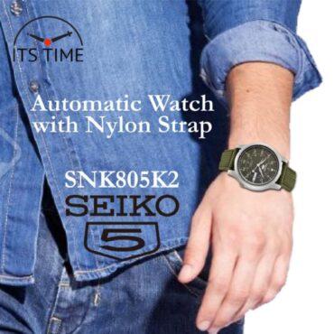 SEIKO 5 Automatic SNK805K2