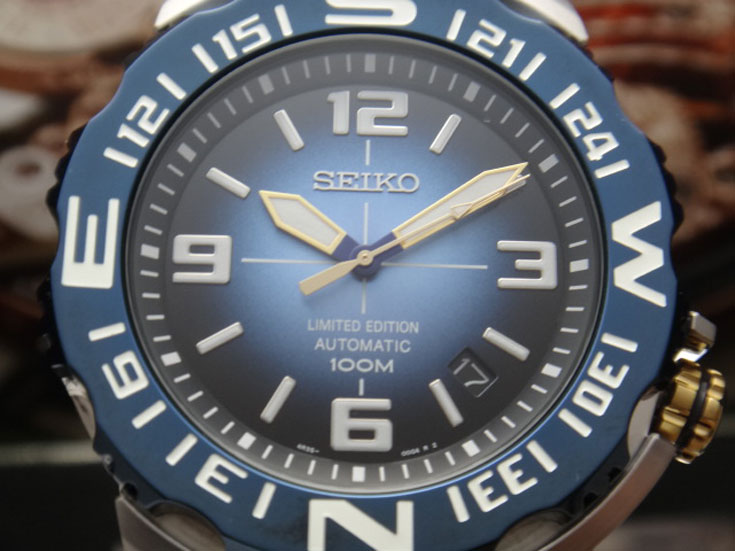 Seiko Diver Srp451k1 Swing Watch Indonesia