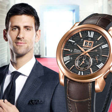 The Premier Novak Djokovic Special Edition. The perfect evening watch for Novak