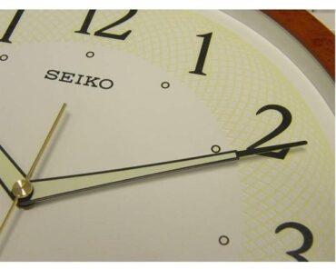 SEIKO Wall Clock QXA472B