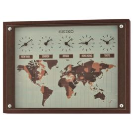 SEIKO Wall Clock QXA649B