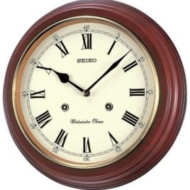SEIKO Wall Clock QXH202B