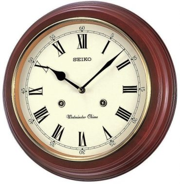 SEIKO Wall Clock QXH202B