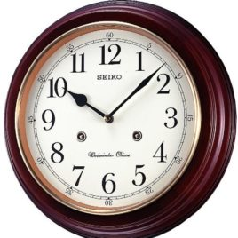 SEIKO Wall Clock QXH202Z