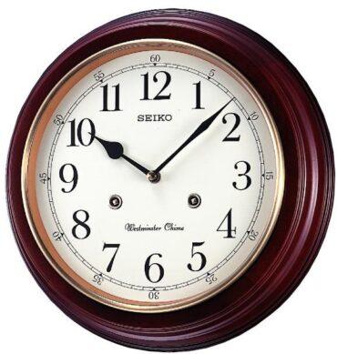 SEIKO Wall Clock QXH202Z