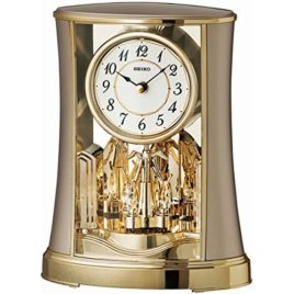 SEIKO Desk & Table Clock QXN227G