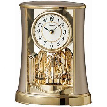 SEIKO Desk & Table Clock QXN227G