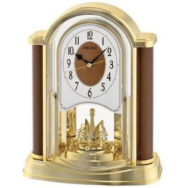SEIKO Desk & Table Clock QXN228B