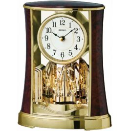 SEIKO Desk & Table Clock QXN229B