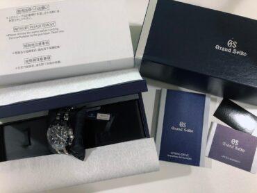 Grand Seiko SBGC223