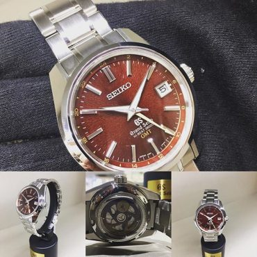 Grand Seiko SBGJ021