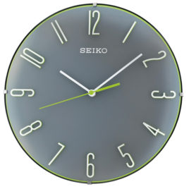 SEIKO Wall Clock QXA672N