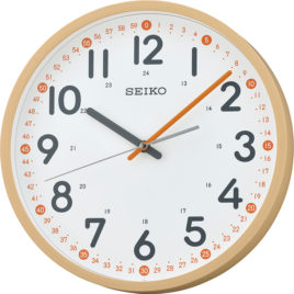 SEIKO Wall Clock QXA712Y