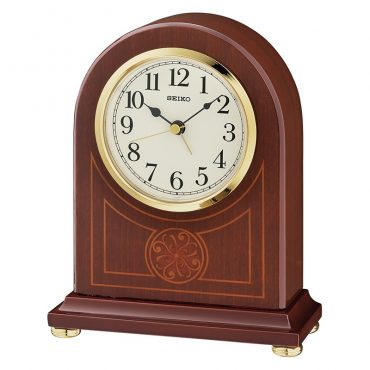 SEIKO Desk & Table Clock QXE057B