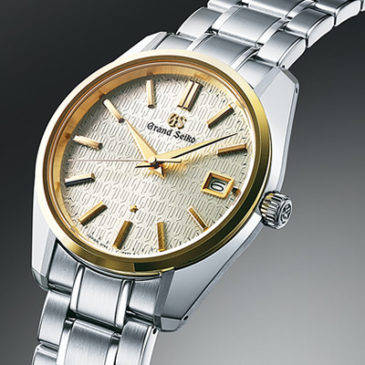 Celebrating the 25th anniversary of the Grand Seiko 9F quartz caliber