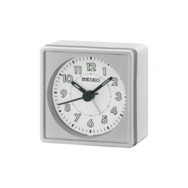 SEIKO Alarm Clock QHE083A