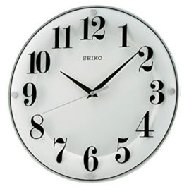 SEIKO Wall Clock QXA445W