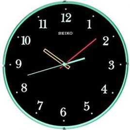 SEIKO Wall Clock QXA568K