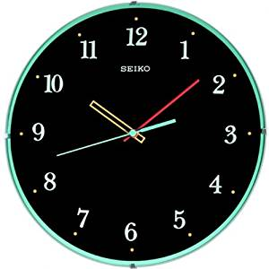 SEIKO Wall Clock QXA568K