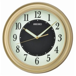 SEIKO Wall Clock QXA574G