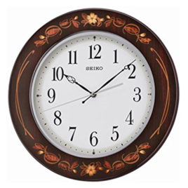 SEIKO Wall Clock QXA647B