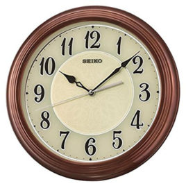 SEIKO Wall Clock QXA667B