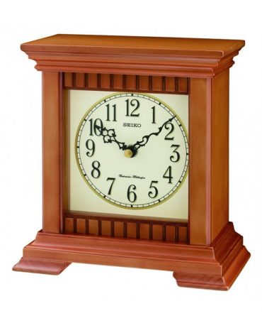 SEIKO Mantel Clock QXJ028A