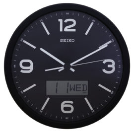 SEIKO Wall Clock QXL010K