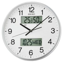 SEIKO Wall Clock QXL013S