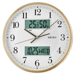 SEIKO Wall Clock QXL014G