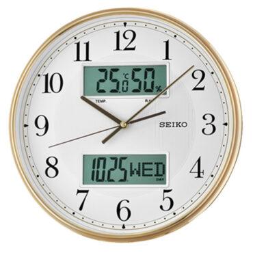 SEIKO Wall Clock QXL014G