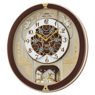 SEIKO Wall Clock QXM291B