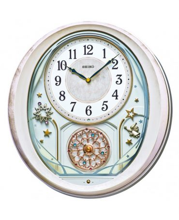 SEIKO Wall Clock QXM370P