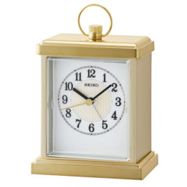 SEIKO Desk & Table Clock QHE148G