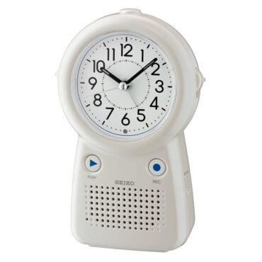 SEIKO Alarm Clock QHE158W
