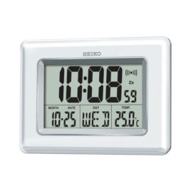 SEIKO Desk & Table Clock QHL058W