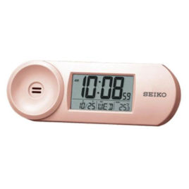 SEIKO Alarm Clock QHL067P