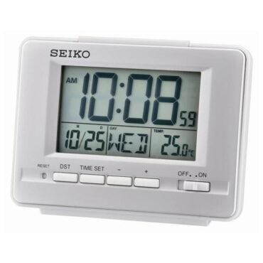 SEIKO Alarm Clock QHL070S