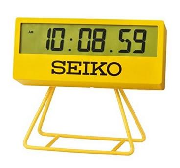 SEIKO Desk & Table Clock QHL073Y