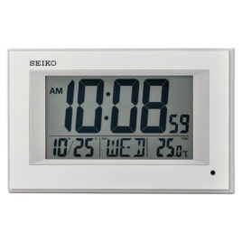 SEIKO Desk & Table Clock QHL077W
