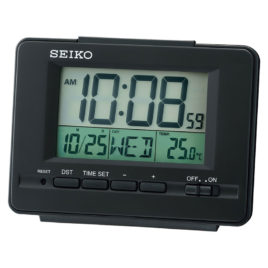 SEIKO Alarm Clock QHL078K