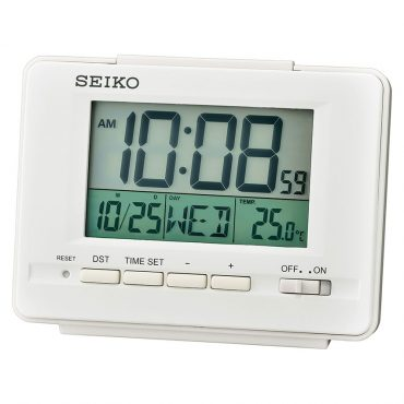 SEIKO Alarm Clock QHL078W