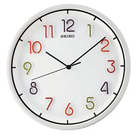 SEIKO Wall Clock QXA447H