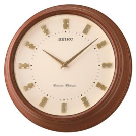 SEIKO Wall Clock QXD214Z