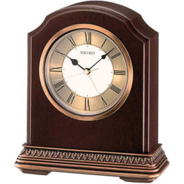 SEIKO Desk & Table Clock QXE018B
