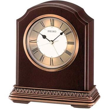 SEIKO Desk & Table Clock QXE018B