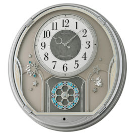 SEIKO Wall Clock QXM375S