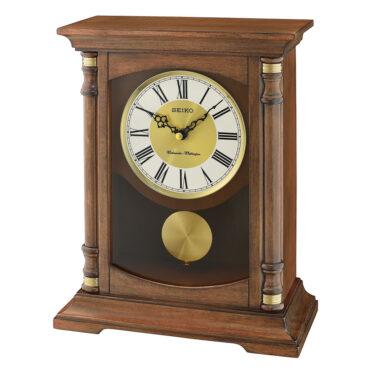 SEIKO Mantel Clock QXQ034B