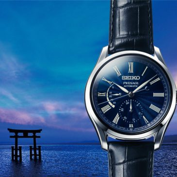 Presage explores fine Japanese craftsmanship and introduces a new, thinner caliber