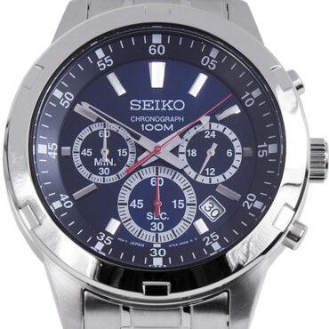 SEIKO QUARTZ Chronograph SKS603P1